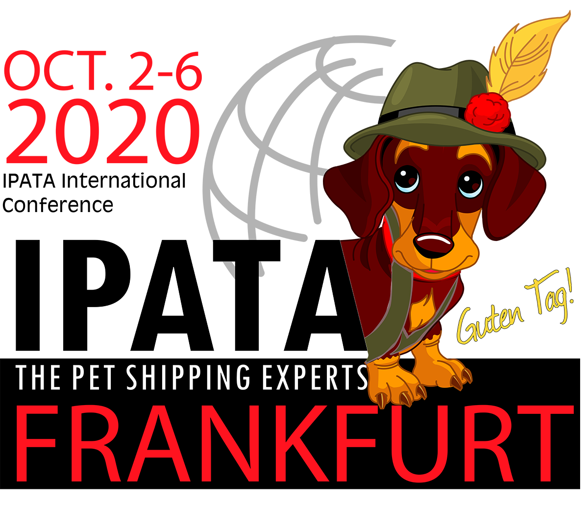 IPATA Frankfurt Conference 2020 for Professional Pet Shippers