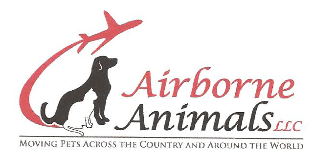Airborn Animals moving pets across country around world