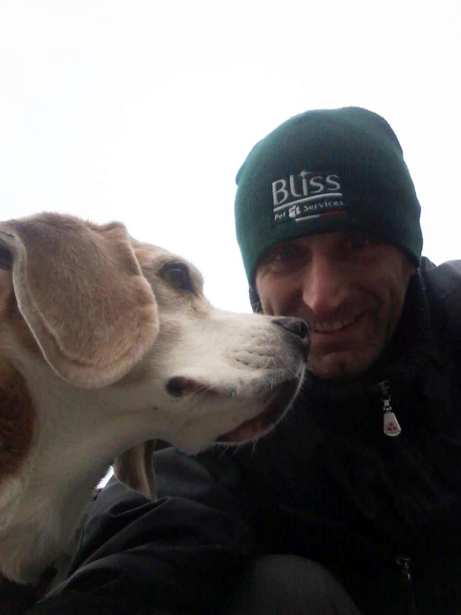 BLISS Travel Service and Puppy