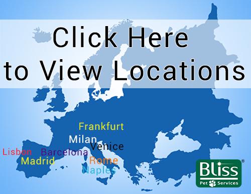 Blis Pet Services Locations