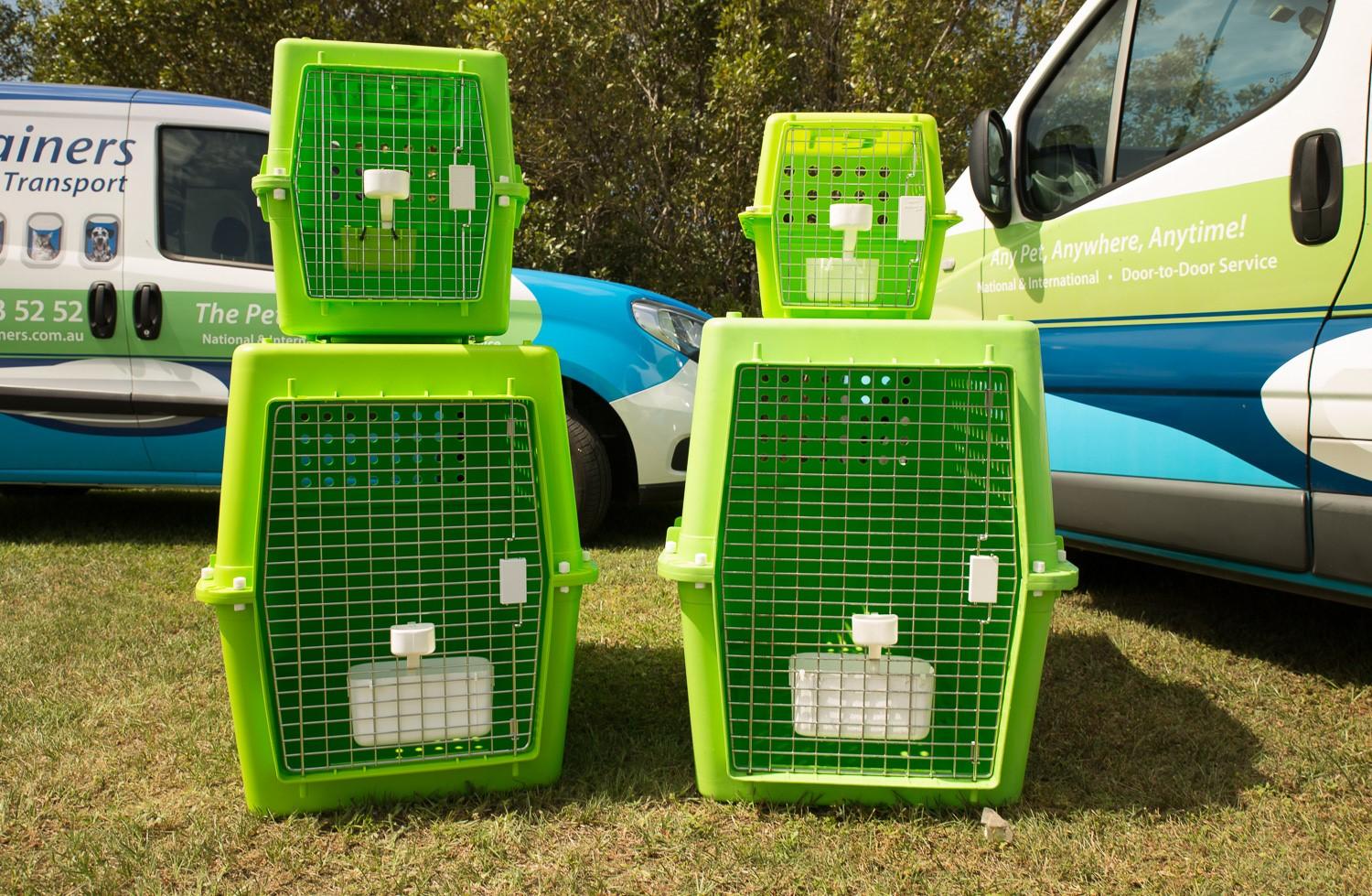 Dogtainer Crates