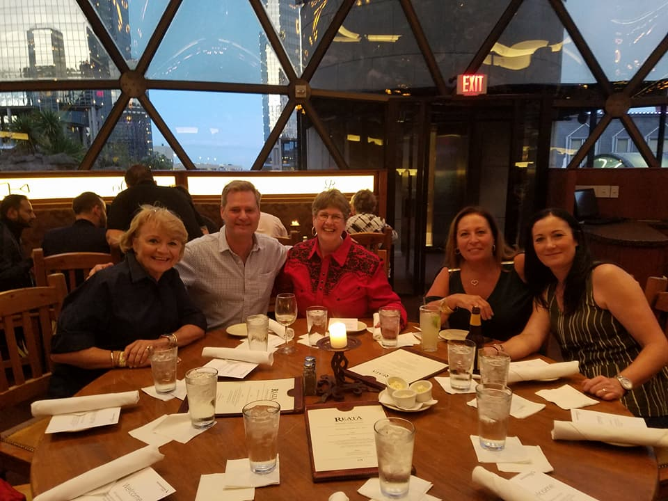 IPATA Conference 2017 Group Dinner