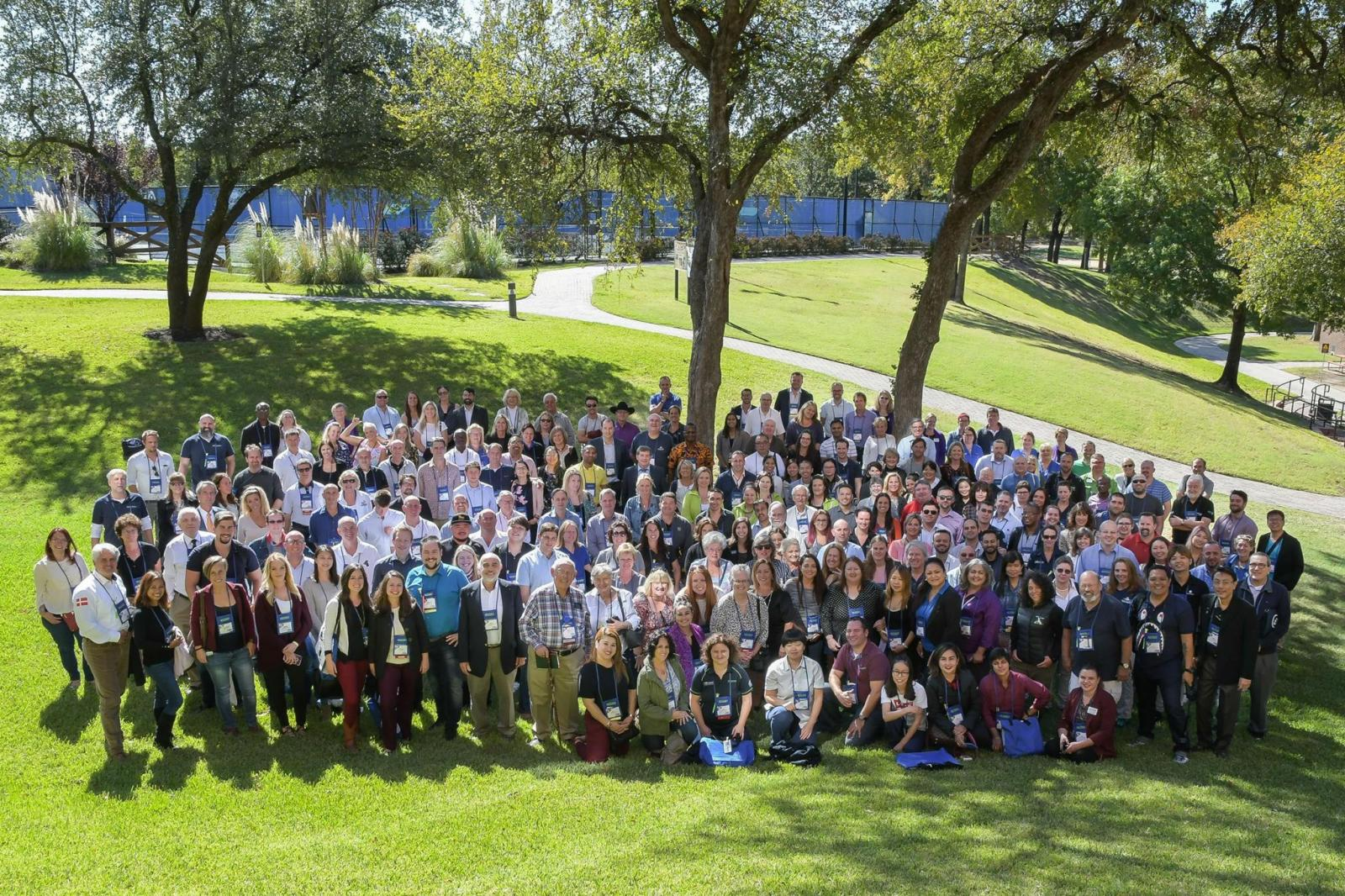 IPATA Conference 2017 Group Photo
