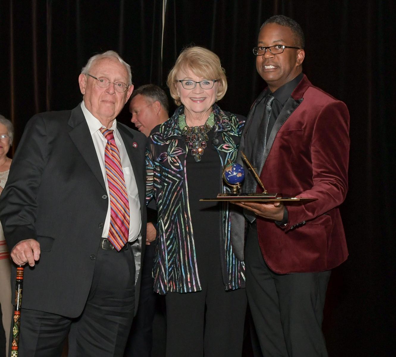 Gay O'Brien Millie Award