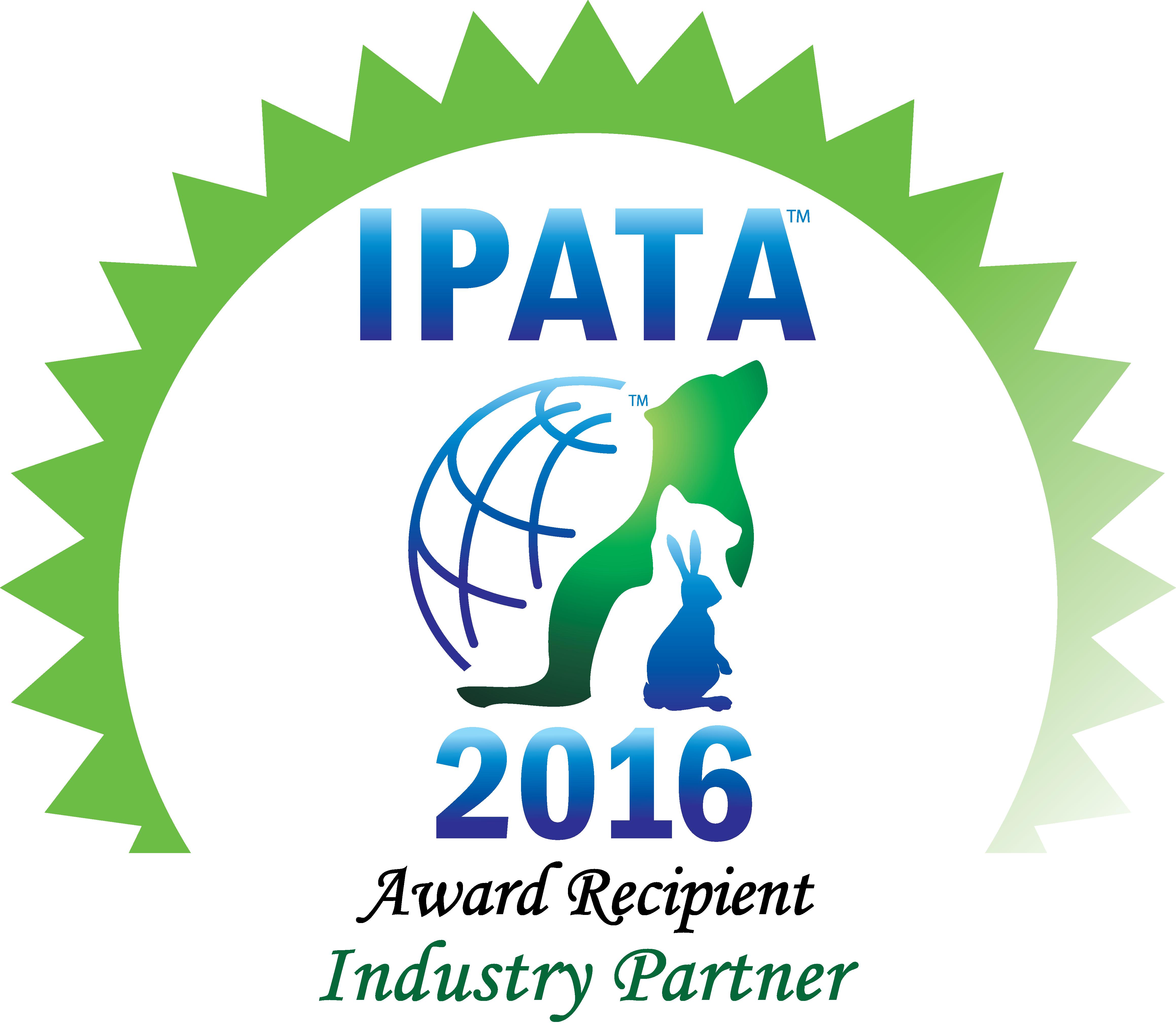 IPATA Industry Partner Award