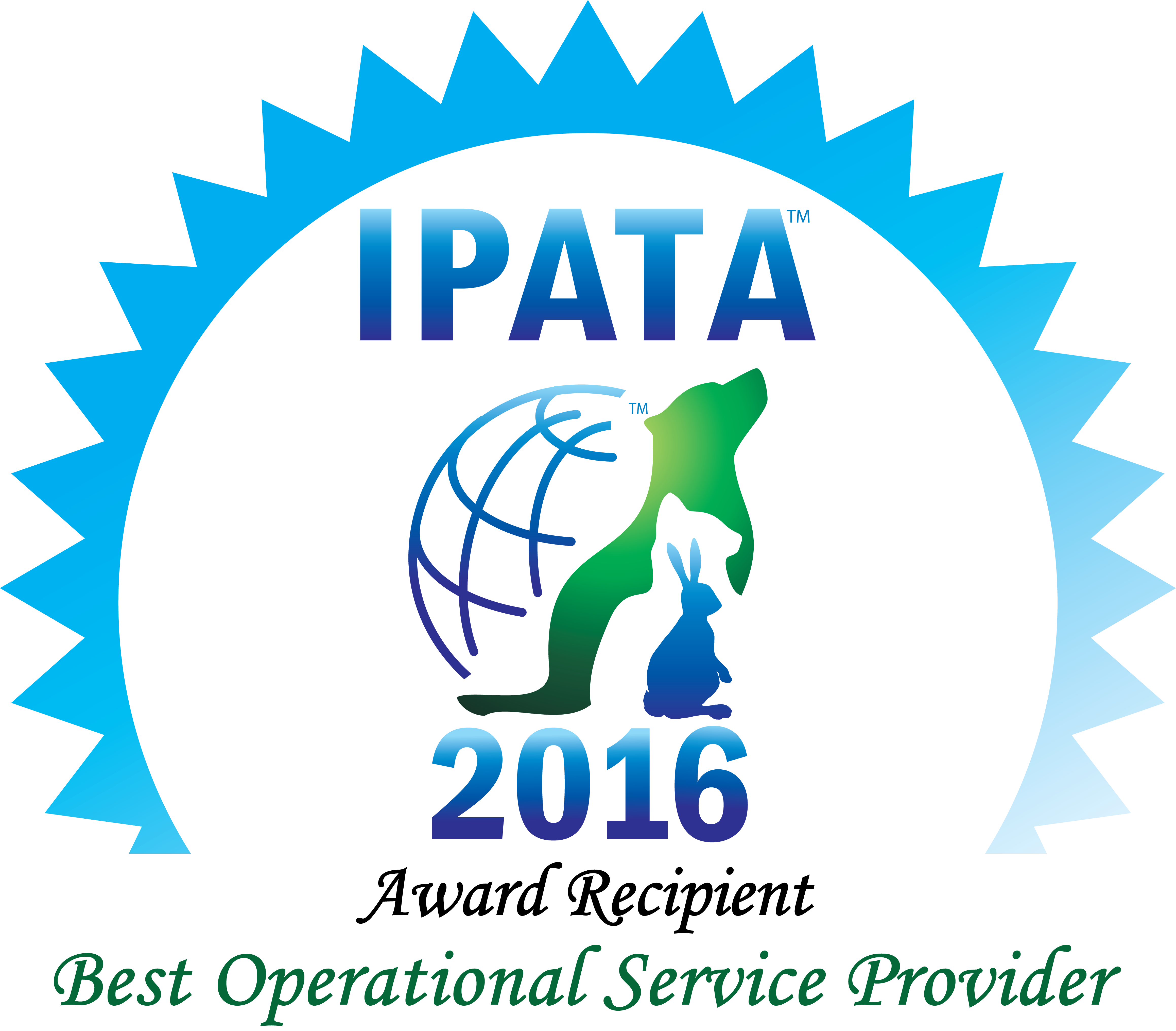 IPATA Best Operational Service Provider Award