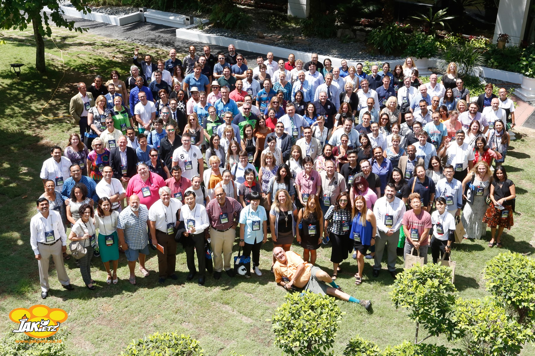IPATA Conference 2016 Group Photo