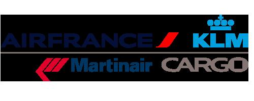 Airfrance KLM Cargo Martinair