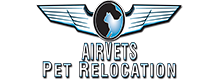 AirVets Pet Relocator pet travel