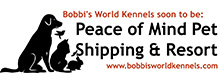 Peace of Mind Pet Shipping & Resort