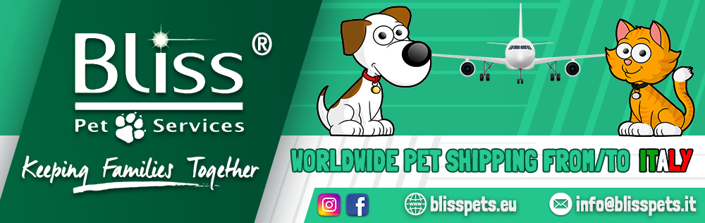 BLISS Pet Services Keeping Families Together 7 Countries in Europe