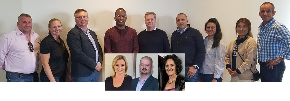 International Pet and Animal Transportation Association 2018 Exec Board